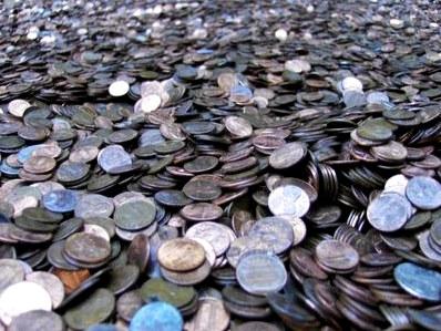 Краткая история звонкой монеты