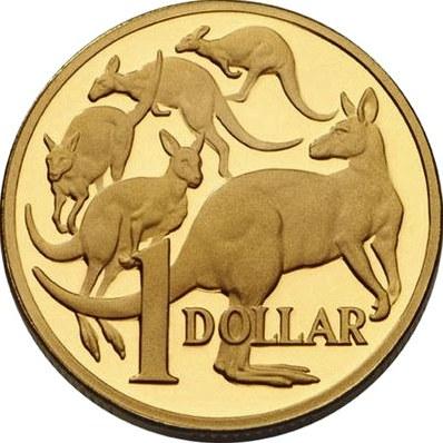 Австралийский доллар – история