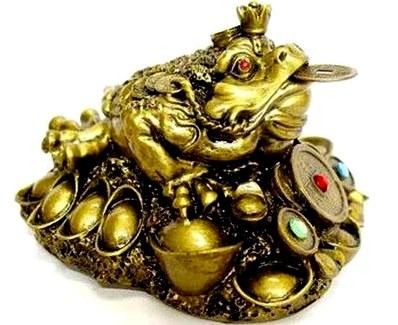 Денежная жаба по фен-шуй: куда поставить