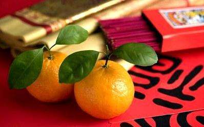Как привлечь деньги с помощью мандаринов